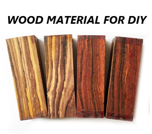 Dalbergia Wood Material for DIY Knife Handle Making and Others Handles Crafts $17.95
