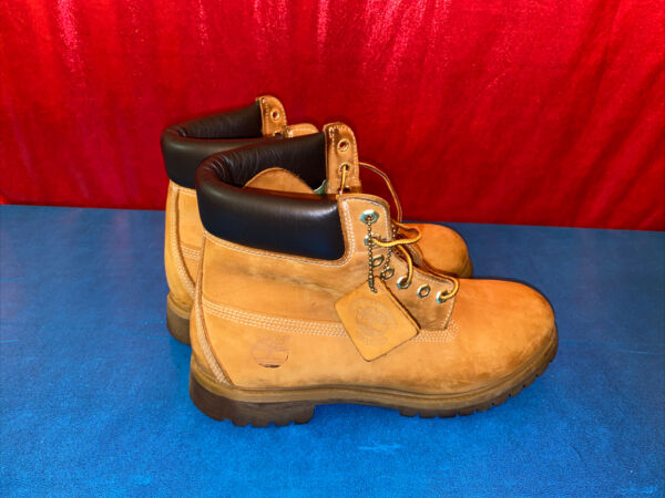 mens wheat timberland boot size 11M $42.99