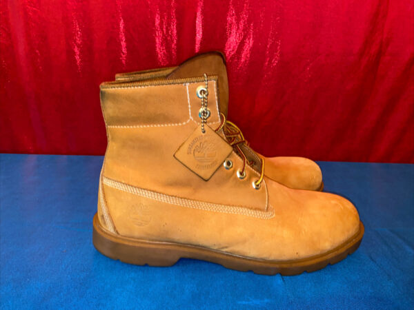 mens wheat timberland boot size 11 1 2 M $52.99