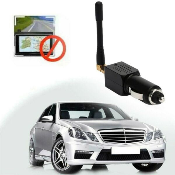 12V Car Vehicle Anti Position Satellite Signal Interference Jammer Shielding $13.99