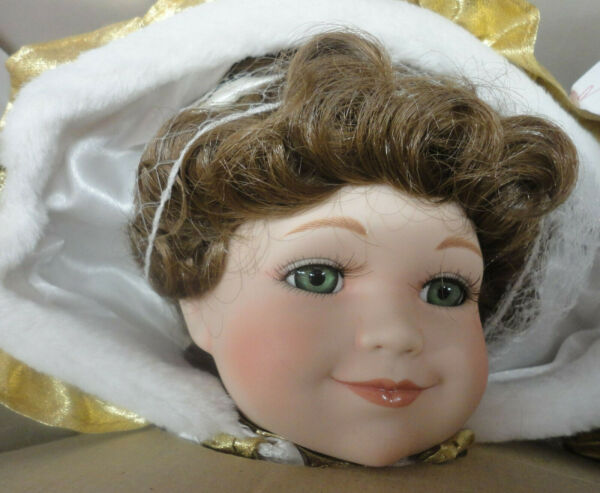 Marie Osmond Dolls BRYANNA Second in Christmas Series New in Box COA