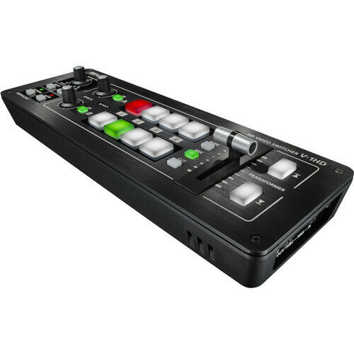 Roland V 1HD Four Channel HD Video Switcher FREE SHIPPING