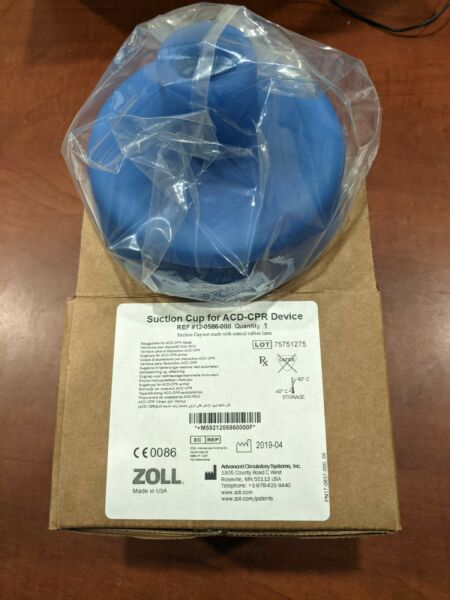 Zoll ResQPUMP Replacement Suction Cup for ACD CPR Device $35.00