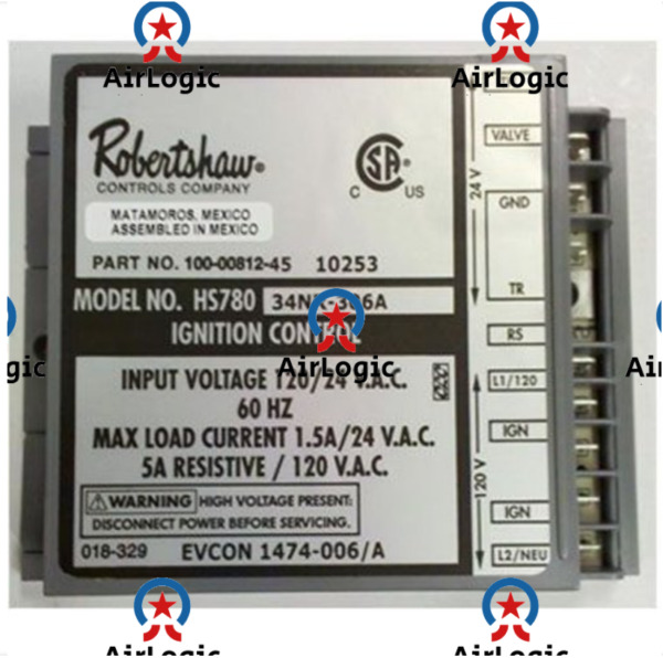 HS780 34NR 306A Robertshaw York Luxaire Coleman Furnace Control Circuit Board $159.99