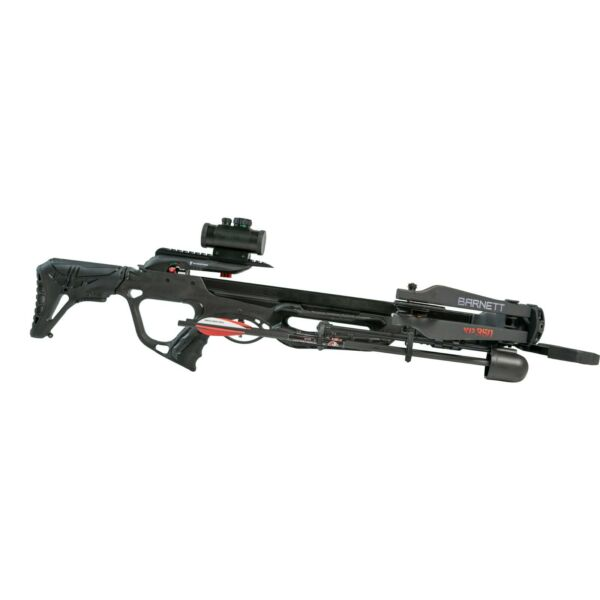 Barnett 350 Black Expedition Crossbow Package 165lb Draw Weight BRAND NEW