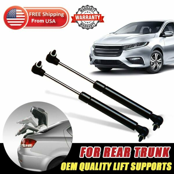 2* Trunk Lid Lift Supports Shock Struts For 2001 2005 Mitsubishi Eclipse Spyder $21.99