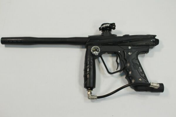 Smart Parts Ion Paintball Trinity Neck Clamp Marker Gun Used Repair Black $94.00
