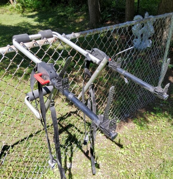 Outback Car Bicycle Rack $15.00