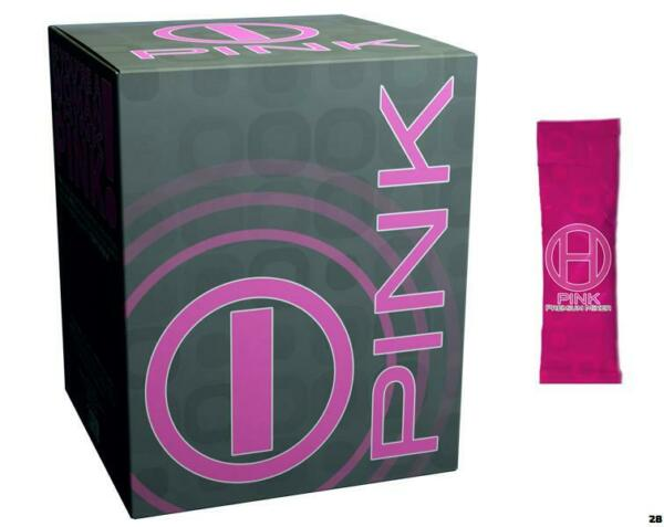 Bhip Pink For Women I pnk Energy Drink All Natural For Mind And Body Support $65.99