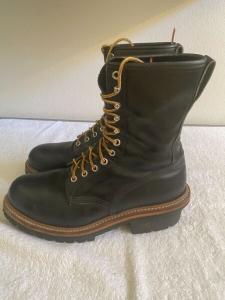Red Wing Logger #699 Boots 9 1 2 D