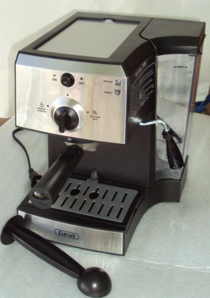 Gevi Espresso Machine 15 Bar with Built In Milk Frother Wand Expresso Coffee