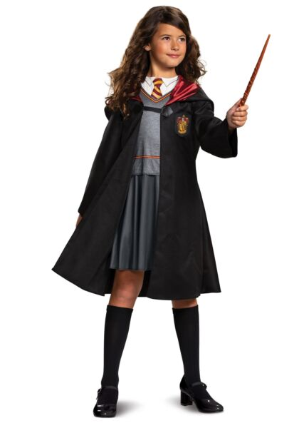 Harry Potter Classic Hermione Costume for Girls $49.98