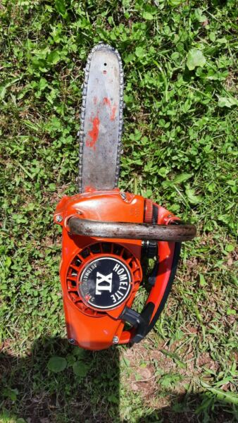 Homelite Chainsaw small xl Trimmer saw outdoor tree cutting $60.00