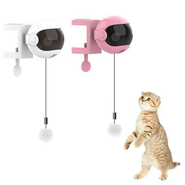 Nice Electric Automatic Lifting Cat Ball Toy Pet Cat $38.95