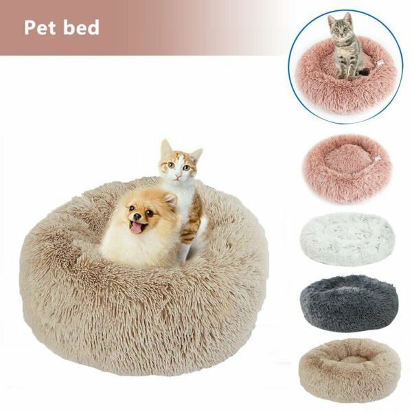 Absolut Soothing Bed Warm Fleece Dog Bed Puppy Mat Pet Beds Mat Pad 2019 RO $31.60