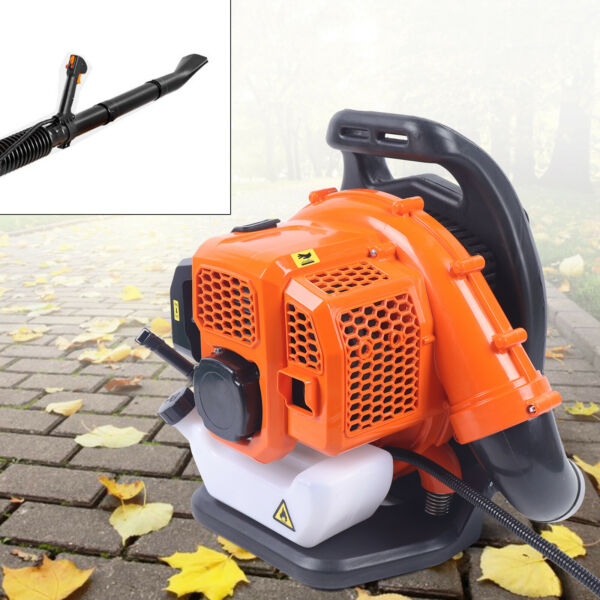 Commercial 2 Strokes Gas Leaf Blower Backpack Backpack Gas powered Blower 42.7CC