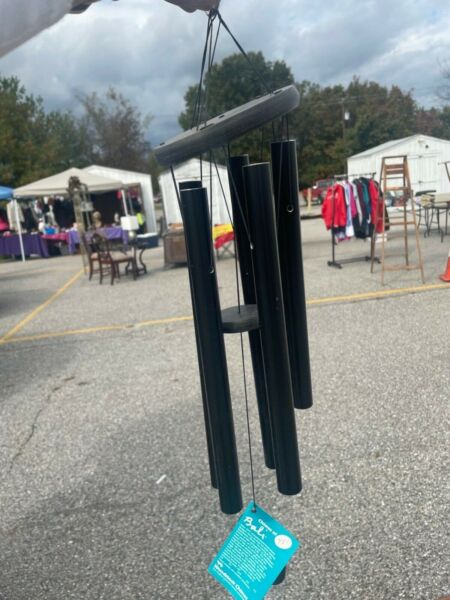 Woodstock Windchimes for indoor or outdoor in great condition never used $37.00