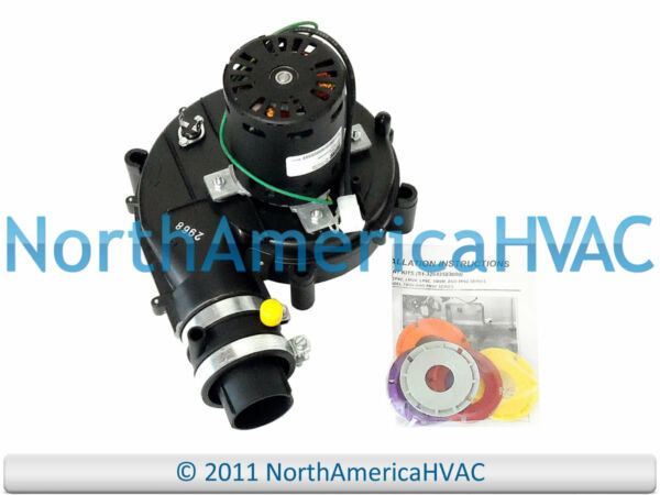 OEM York Luxaire Coleman Furnace Inducer Motor S1 32434558000 324 34558 000 $351.99