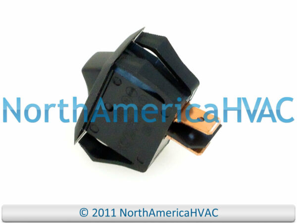 Coleman Intertherm Furnace Rocker Fan Switch 7681 3301 $16.49