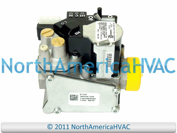 York Luxaire Coleman Furnace Gas Valve 025 35394 000 $152.99