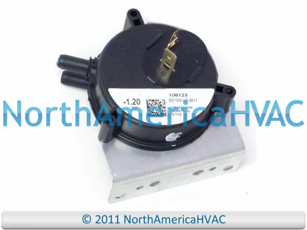 OEM York Luxaire Coleman Furnace Air Pressure Switch 024 27639 001 1.20 PF $41.99