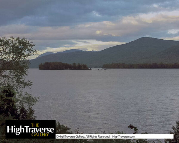 New York Lake George Landscape-Color Fine Art Photo-16x20-COA-SIGNED!