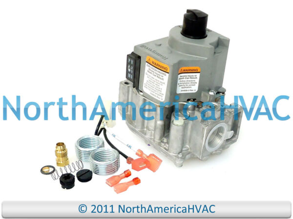 Honeywell Furnace Elctrnc Ignition Gas Valve VR8205H2605 VR8205H 2605 NATLP GAS