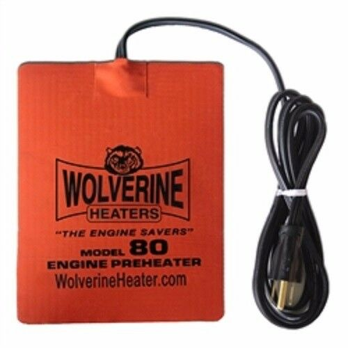 Wolverine Engine Heater Oil Pan Heater Tank Heater 1000 Watt 6 x 11