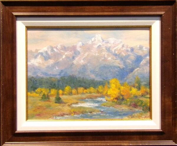 Linda  Crawford Original Oil Painting