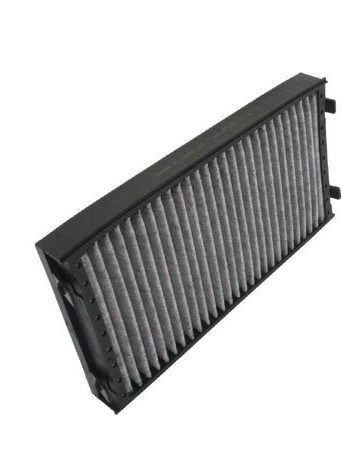 BMW X5 X6 Mahle-Knecht Cabin Air Filter Set for Fresh Air - Activated Charcoal