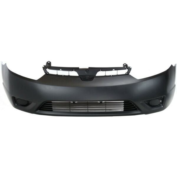 Front Bumper Cover For 2006 2007 2008 Honda Civic Coupe Primed 04711SVAA90ZZ $84.96