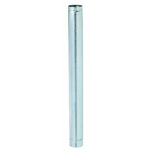 3quot; X 36quot; Galv W Stainless Liner Type L Insulated Gas Pellet Stove Pipe 3VP 36 $63.99