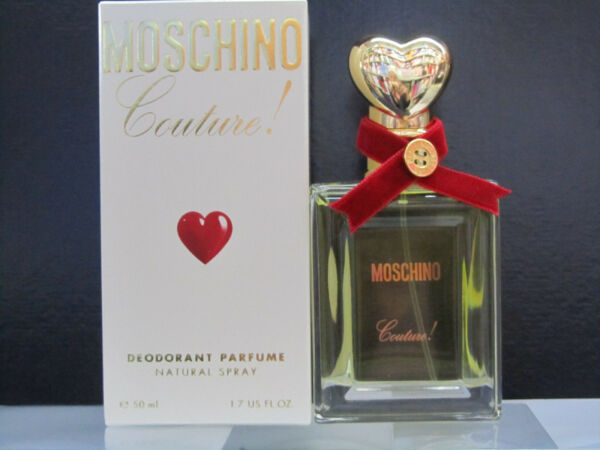 Moschino Couture by Moschino for Women 1.7 oz Deodorant Parfume Natural Spray $34.50