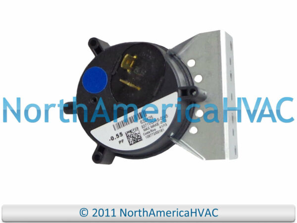 Nordyne Intertherm Furnace Air Pressure Switch MPL 9300 V 0.55 DEACT N O VS $32.08