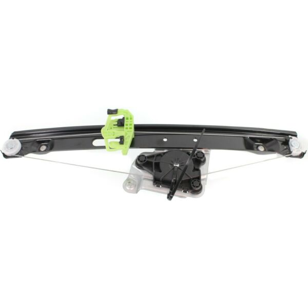 Power Window Regulator For 2007-2012 BMW 328i Rear Left
