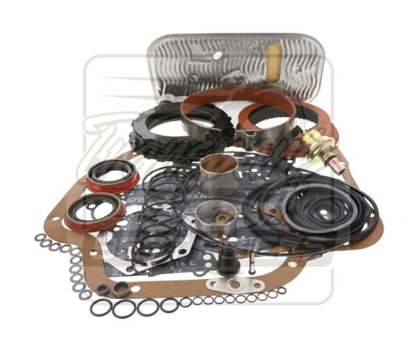 Th400 400 Alto Red Eagle Kolene Master Transmission Rebuild Kit 1965-On Level 2