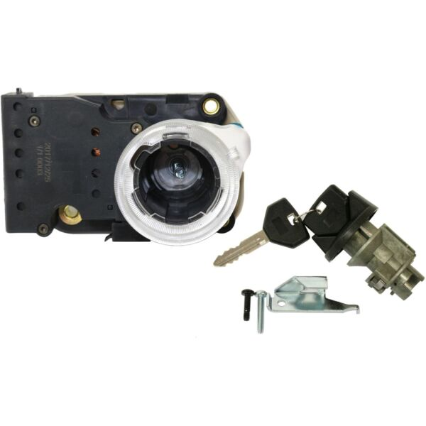 Ignition Switch Kit For 93-96 Jeep Grand Cherokee 95-96 Cherokee 2Pc