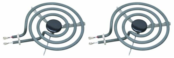 2 6 Inch Stove Burner Element for Whirlpool 3 Turn