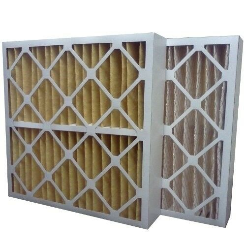 (6) Filters 16x25x4 MERV 11 Furnace Air Conditioner Filter - Made in USA