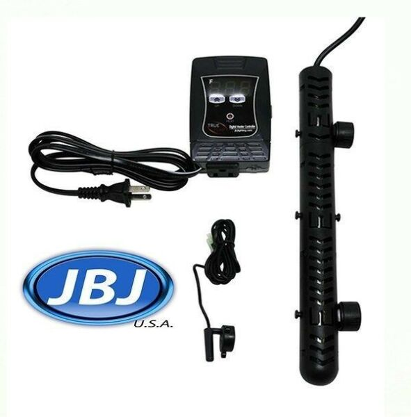 JBJ True Temp Titanium Heaters with Digital Controller (Choose Wattage)