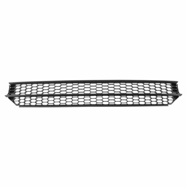 Front Lower Center Grill Grille Assembly Gray for VW Passat New