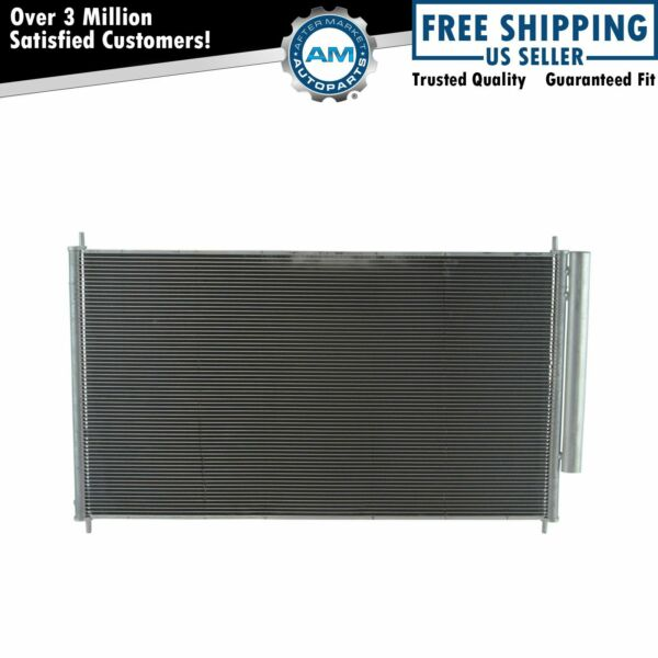 AC Condenser A/C Air Conditioning with Receiver Drier for 05-10 Honda Odyssey