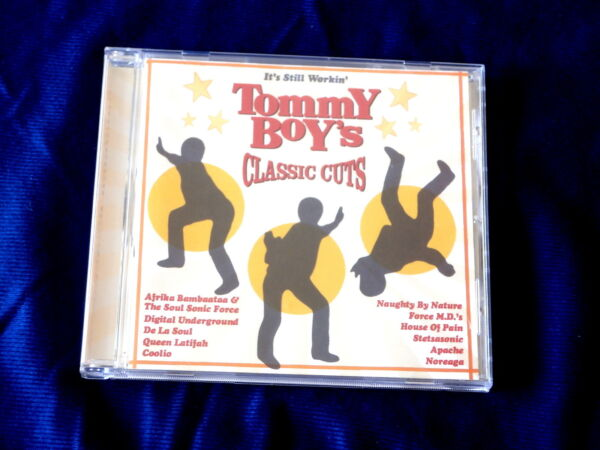 TOMMY BOYS CLASSIC CUTS EXCELLENT CD $9.99