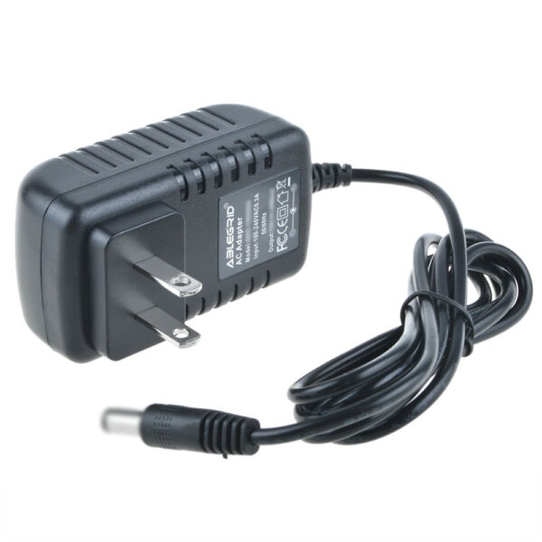 AC Adapter Power Supply Cord for M-Audio Keystation Pro 88 88es 49 49e 61 61es