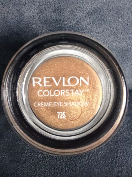 REVLON COLORSTAY CREME CREAM EYE SHADOW #725 HONEY - BRAND NEW AND SEALED