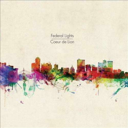FEDERAL LIGHTS COEUR DE LION USED VERY GOOD CD