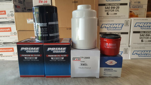 GMC Chevy Duramax Filter Package 2000 2009 $61.00