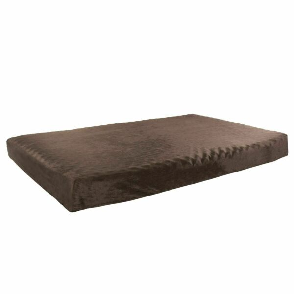 Orthopedic Dog Bed Memory Foam and Egg Crate 37 x 24 x 4 Large $29.99