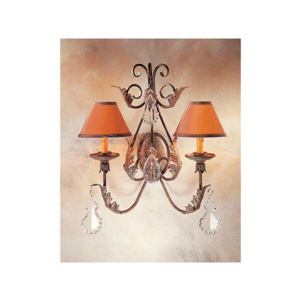 2nd Ave Lighting French Elegance Sconce - 75400-2-X