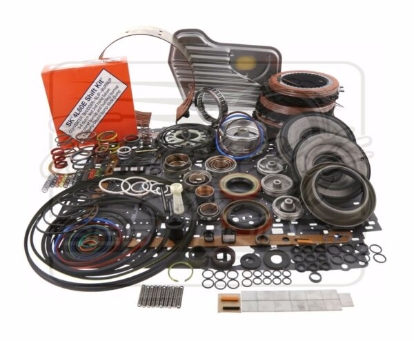 4L60E Chevy Transmission Power Pack Performance Deluxe LVL 2 Rebuild Kit 04-On